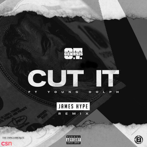 Cut It (James Hype Remix)