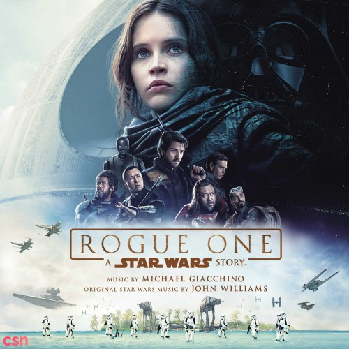 Jyn Erso And Hope Suite