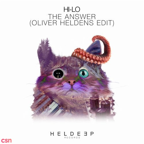 The Answer (Oliver Heldens Extended Edit)
