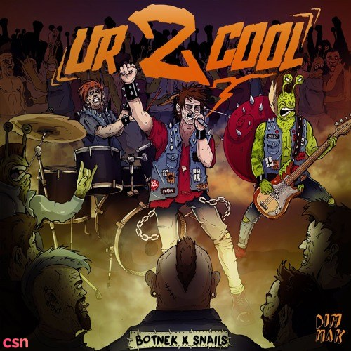 Ur 2 Cool (Extended Mix)