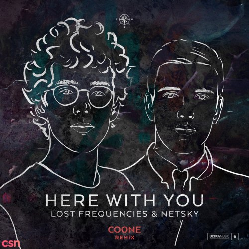 Here With You (Coone Remix)
