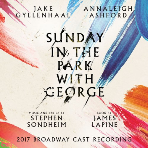 Sunday In The Park With George 2017 Broadway Ensemble