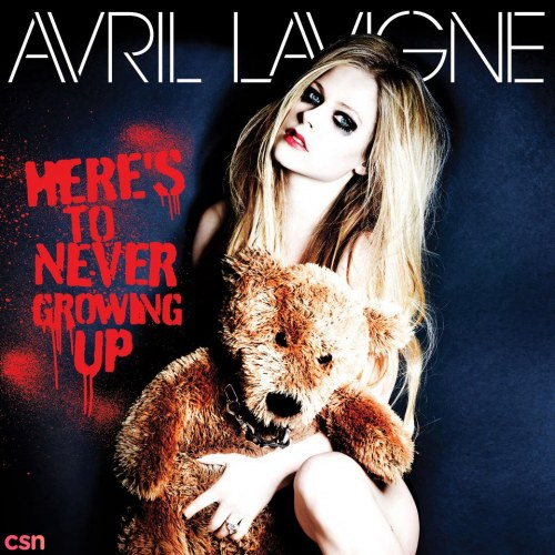 Here's To Never Growing Up (Clean Version)