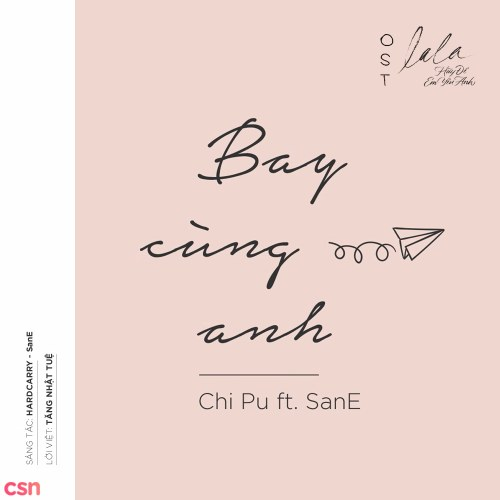 Bay Cùng Anh (Fly With Me)
