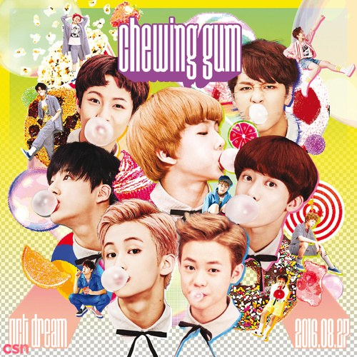 Chewing Gum (Chinese Version)