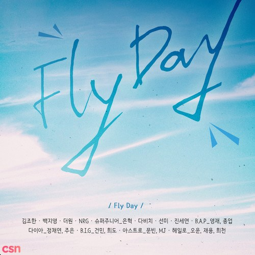 Fly Day (Pyeongchang 2018 Song)