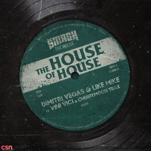The House Of House