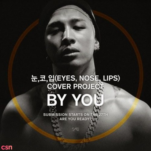 EYES, NOSE, LIPS' COVER - Andiez x Koo