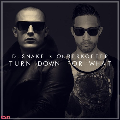 Turn Down For What (Onderkoffer Remix)