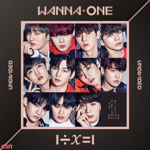 Wanna One (Triple Position)