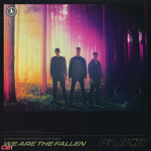 We Are The Fallen
