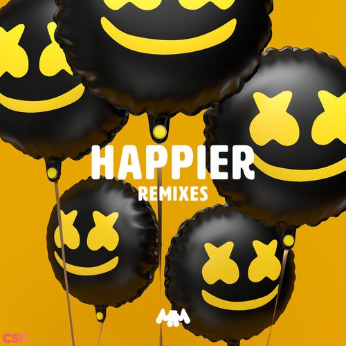 Happier (SPENCE Remix)