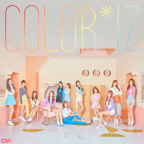 Pick Me (IZ*ONE Version) (CD Only)