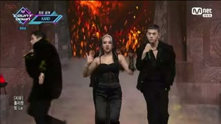 Go Baby; Red Moon (13.02.2020 M! Countdown Live)
