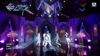 Make A Wish (Birthday Song) (Mnet M! Countdown - 15.10.2020)